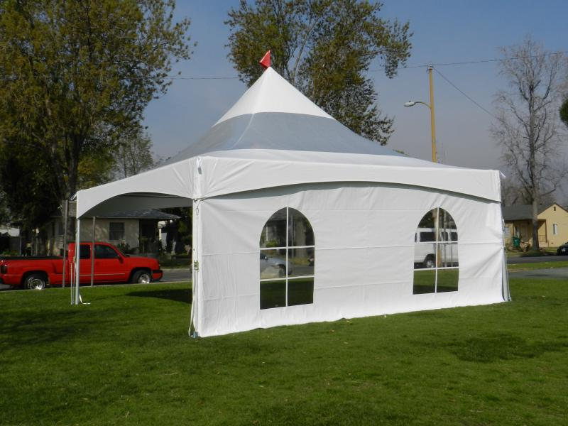 20ft Cable Tent with wall